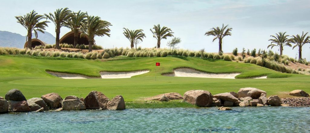 Aqaba Ayla Golfplatz (18 Löcher)